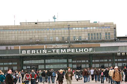 Im November stellt der neu gegründete Bürger*innenrat Tempelhof erste Ergebnisse vor (Symbolfoto) ©K. Schwahlen