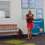 Frauke Hehl vom Pionierprojekt Allmende-Kontor