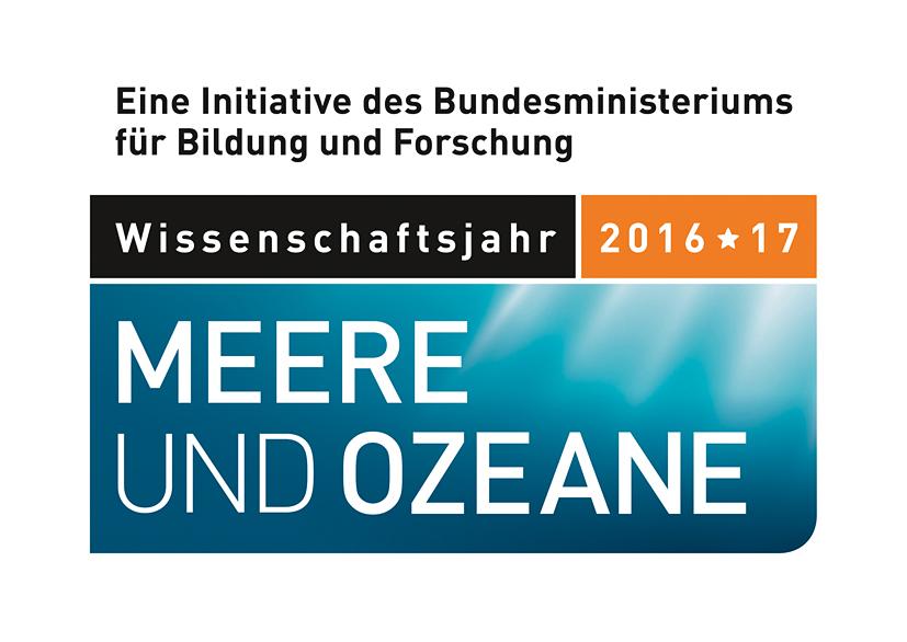 """Das Verbundprojekt """"Meer davon - Berlin liegt an der Nordsee"""" wird gefördert vom Bundesministerium für Bildung und Forschung."""